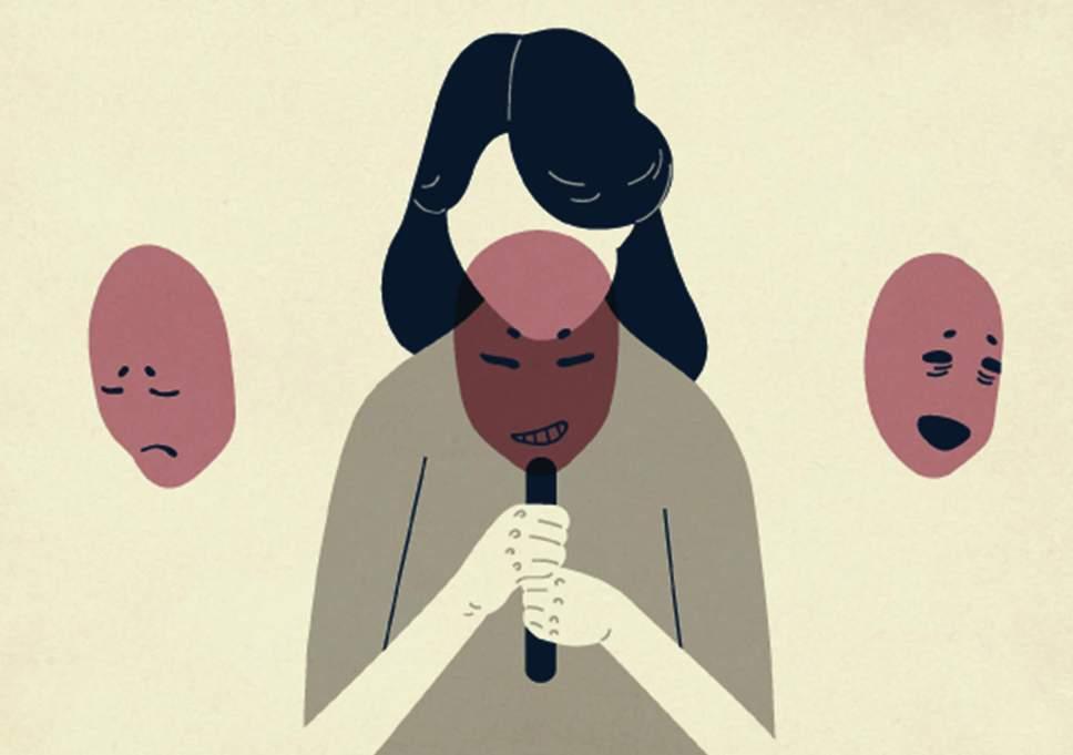 Origen y tratamiento del límite de la personalidad